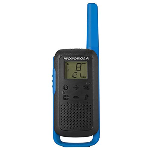 Motorola Talkabout T62 PMR446 Walkie-Talkie-Radio, Blau