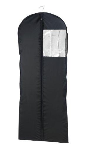 Wenko Kleidersack Deep - Kleiderhülle, 60 x 150 cm, schwarz