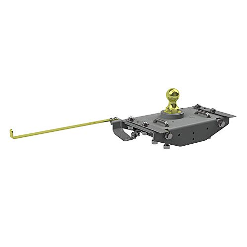 B&W Trailer Hitches Gooseneck Hitch Turnoverball, 2019 Ram 2500 and 3500 Trucks GNRK1320