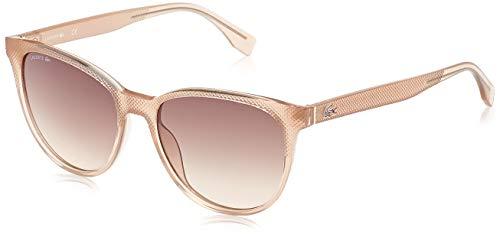 Lacoste Damen L859S 662 56 Sonnenbrille, Pink (Nude)