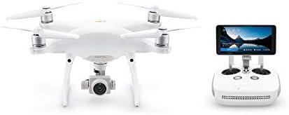"""DJI Phantom 4 Pro Plus V2.0 - Drone Quadcopter UAV with 20MP Camera 1"""" CMOS Sensor 4K H.265 Video 3-Axis Gimbal, Remote..."""