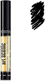 Eveline Cosmetics Eyebrow Corrector, Black
