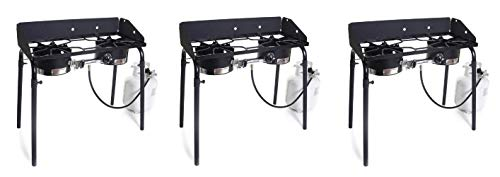 Camp Chef Explorer Double Burner Stove (Pack of 3)