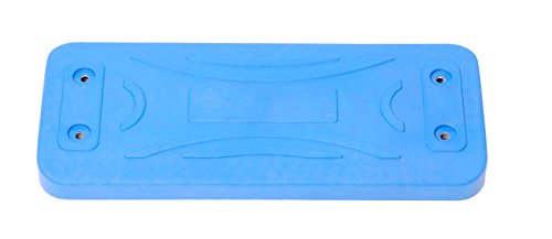 OTITU Just Fun Lux Asiento Columpio de Goma con Placa de Aluminio – Turquesa