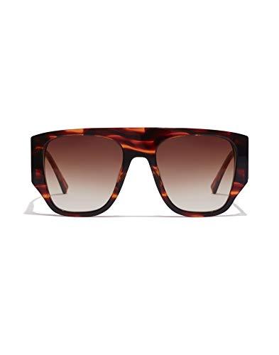 Hawkers Unisex RIMY Sonnenbrille, braun, XL