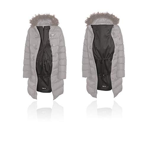 Jackenerweiterung - Verwandeln Sie ihre eigene Jacke oder Mantel in eine Mutterschafts oder Babyjacke - Longer Length Universal Panel (80cm)