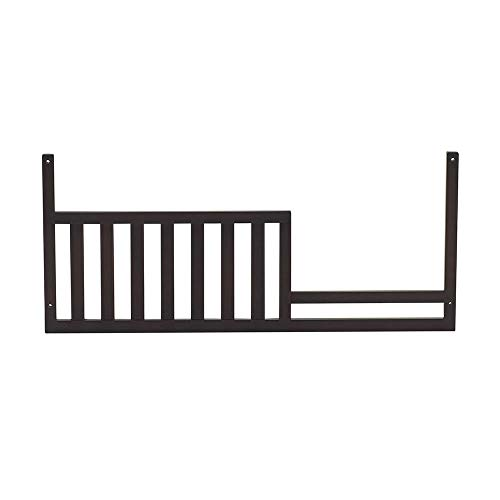 Baby Cache Toddler Bed Guard Rail, Montana Collection, Espresso