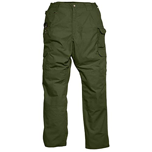 5.11 Women's Taclite PRO Tactical Pants, Style 64360, TDU Green, 10/Regular