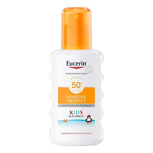 EUCERIN Sun Kids Spray LSF 50+ 200 ml Spray