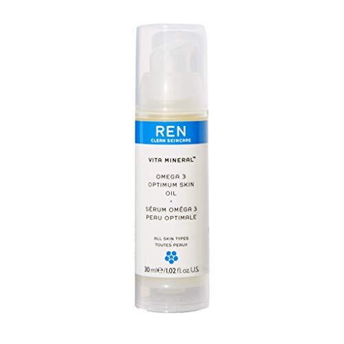 REN Clean Skincare Vita Mineral Omega 3 Optimum Skin Serum Oil