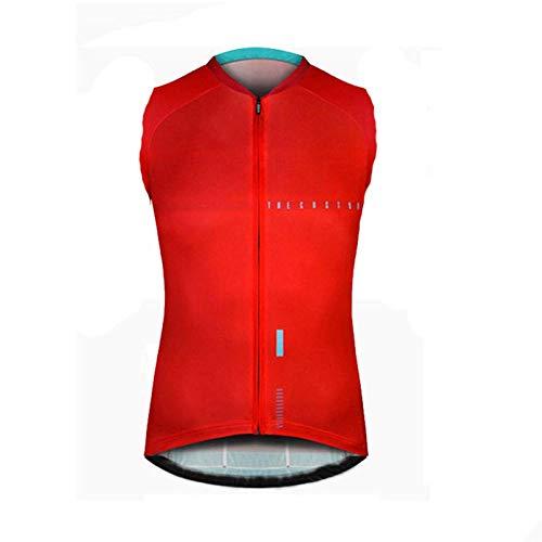 NHGFP QPM Triathlon Pro fietsshirt fietsbroek set Bike Uniform pak Fietskleding MTB Bike Kleding (kleur: fietsshirt 14, Maat : S.)