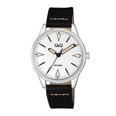 Q Q Analog White Dial Men's Watch QB90J301Y