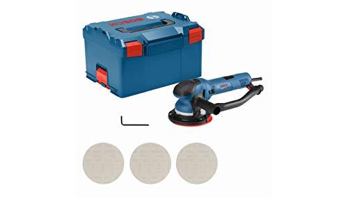 Bosch Professional Exzenterschleifer GET 75-150 (750 W, Schleifteller-Ø: 150 mm, in L-BOXX)