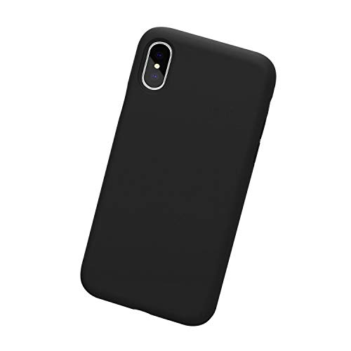 Case Apply for iPhone X iPhone Xs Max Case soft silicone thin Shockproof Cover Protective Slim Fit Case