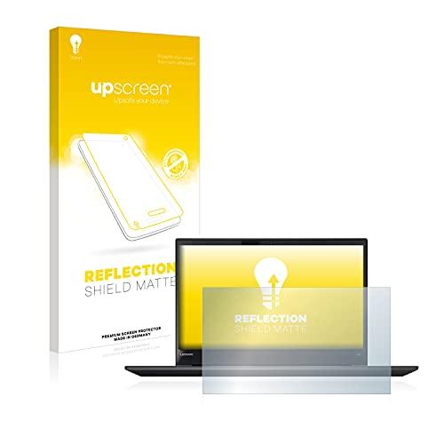 upscreen Entspiegelungs-Schutzfolie kompatibel mit Lenovo ThinkPad T570 – Anti-Reflex Bildschirmschutz-Folie Matt