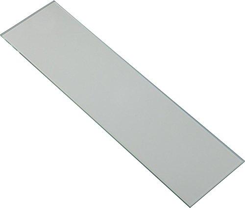 ib style® Glasboden | 8mm |90x20 |Klar