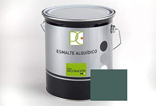 Esmalte Antioxidante Verde Marca COLAMINA