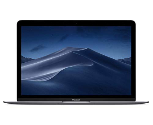 Apple MNYG2LL/A 12' MacBook, Retina, 1.3GHz Intel Core i5 Dual Core Processor, 8GB RAM, 512GB SSD, Mac OS, Space Gray