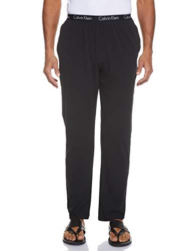 Calvin Klein Herren Hose PANT, Gr. Large, Schwarz (BLACK 001)