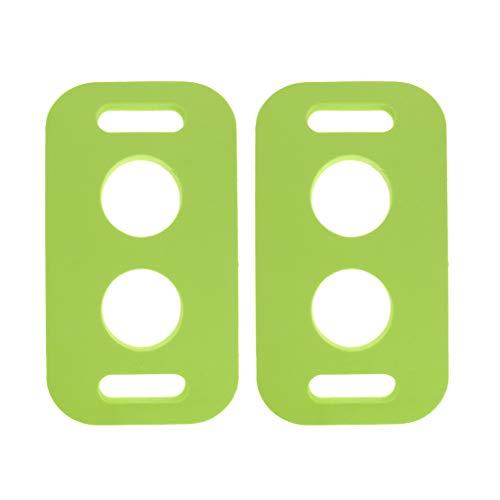 Sharplace 2 Unidades de Conector de Fideos Natación Accesorios de Juegos y Ejercicios...