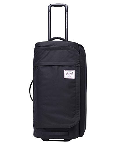 Herschel Travel Collection Wheelie Outfitter Reisetasche 66 cm Black