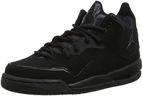 Nike Jordan Courtside 23 (GS), Scarpe da Basket Bambino, Nero (Black/Black/Black 001), 35.5 EU