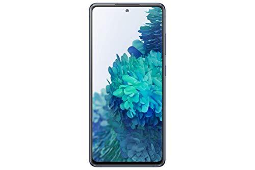 Teléfono Samsung Galaxy S20 FE, Color Azul Navy, 256 GB de Memoria ROM, 6 GB de RAM, Dual SIM, Pantalla Infinity-O de 6,5'.Cámara de triple lente y calidad profesional. Smartphone completamente libre.