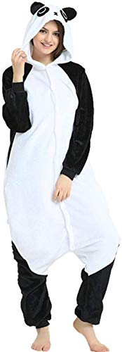 Qaoping Ropa de Dormir Pijama Pijamas Animal Traje Onesies Sleepsuit Homewear Pajamas-Pink_12T Disfraz (Color : Black, Size : 4T)