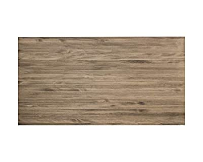 Uso: Cabecero para cama de dormitorio. Válido para camas de 180/190 cm. Calidad: cabecero realizado en madera de pino flandes de primera calidad; este cabecero es un clásico de nuestra colección, uno de nuestros best sellers; muy fácil de combinar co...