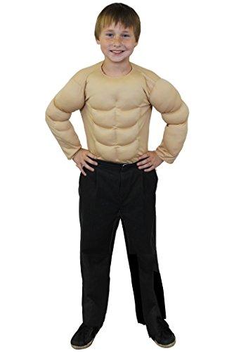 I LOVE FANCY DRESS LTD Camiseta musculosa para niños, disfraz superhéroe