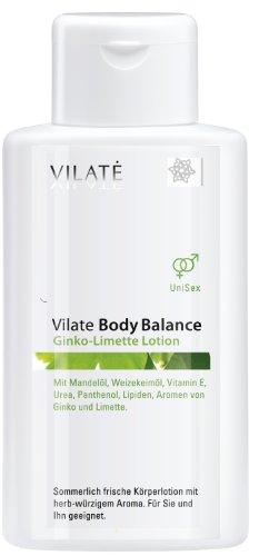 Vilate BodyBalance Ginkgo-Limette Bodylotion