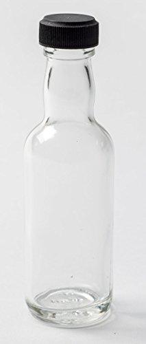 Nutley's petites bouteilles à spiritueux en verre 50 ml Lot de 6