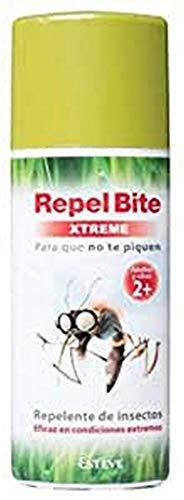 REPEL BITE XTREME spray 100 ml. Eficaz Antimosquitos. DEET. Protección durante 6-8 horas. 100 ml.