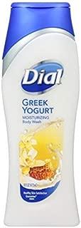 Dial Moisturizing Body Wash, Greek Yogurt 16 oz
