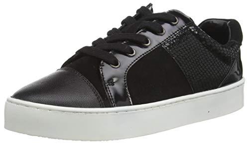 LOTUS Sherlyn, Zapatillas Mujer, Black, 35.5 EU
