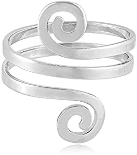 Best double swirl ring Reviews