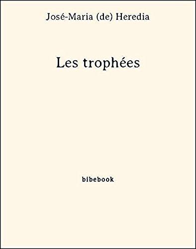 Couverture du livre Les trophées