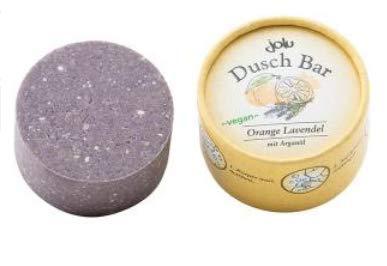 Jolu Naturkosmetik Dusch Bar Orange-Lavendel