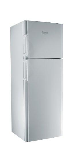 Hotpoint ENTMH 192A1 FW Libera installazione 378L A+ Argento frigorifero con congelatore