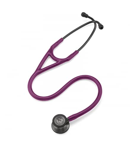 Fonendoscopio 3M™ Littmann® Cardiology IV™ con grabado láser gratuito - Ciruela Humo 6166