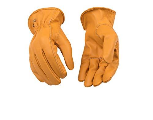 Kinco キンコ グローブ 81 Mサイズ 水牛革 Unlined Grain Buffalo Gloves
