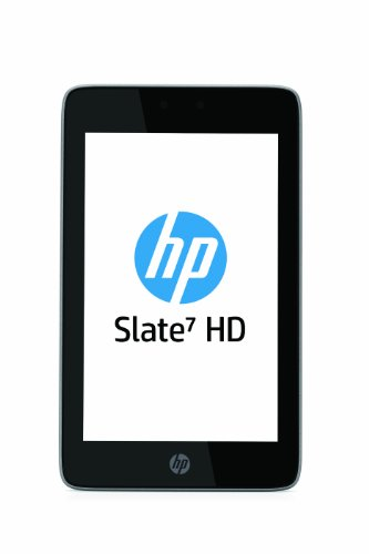 HP Slate 7 2801 7-Inch Tablet with Beats Audio (Old Version)
