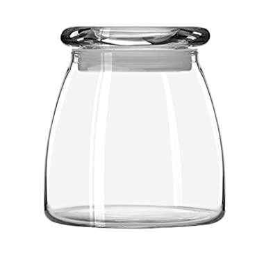 Libbey 27-Ounce Vibe Storage Jars, Set of 6