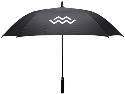 Golf Umbrella 62 Inch - Windproof -Automatic Open - UV Protection- Square Umbrella for Men Women - Onyx - One Size