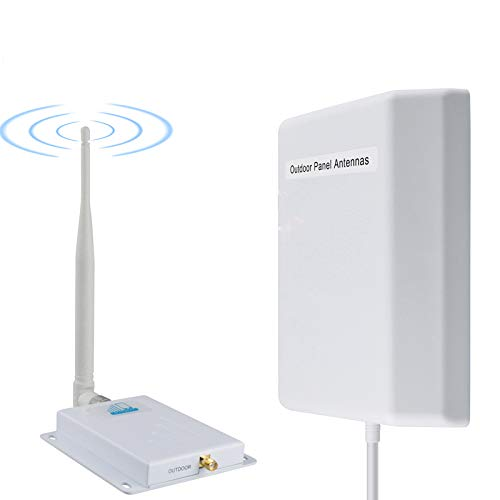 AT&T Signal Booster 4G LTE Cell Phone Signal Booster ATT T-Moible Cell Phone Booster Indoor 700Mhz Band 12/17 Cellular Signal Amplifier ATT Mobile Phone Signal Booster Repeater for Home