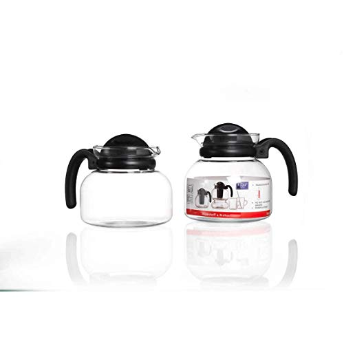Ritzenhoff & Breker R&B Java Teekanne 1,0 l schwarz