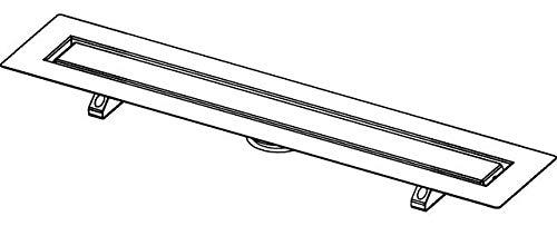 TECEdrainline Duschrinne für Naturstein, 651500, 1535mm