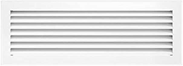 Rejilla Kratki FRESH 17 cm x 49 cm blanco