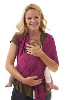 Fascia bebè 5-in-1 per neonati e bambini - Marsupi BabyChamp progettato a Berlino e Londra