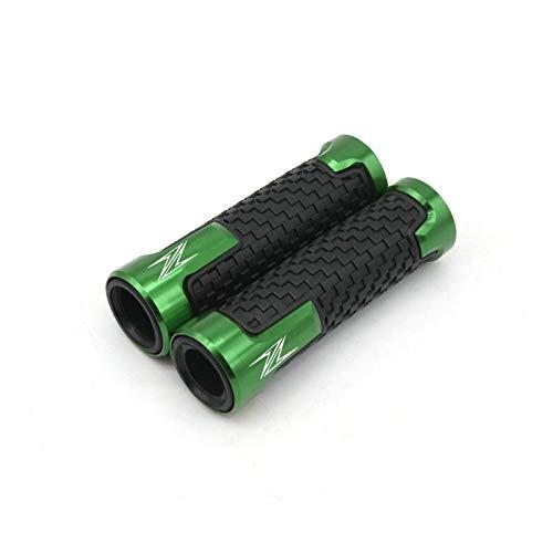 Grip Manopole Per Manubrio Moto Adatte Per K&awasaki Z125 Z250 Z300 Z400 Z650 Z750 Z800 Z900 Z1000 Z1000SX Manubrio (Color : A)